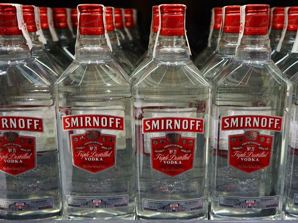 Alcohol bottle Iran yugo.pk