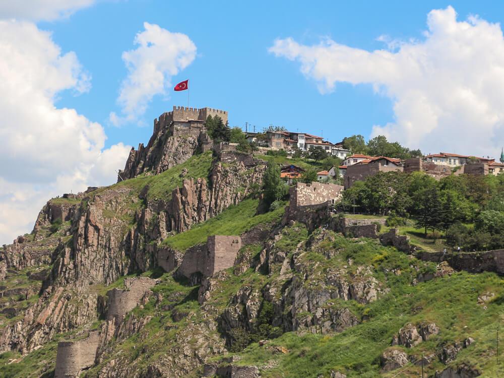 Ankara Castle (Kalesi)
