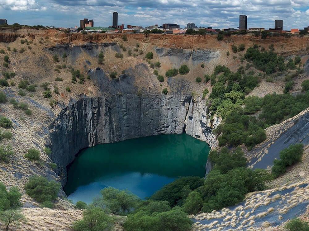 Big Hole, South Africa