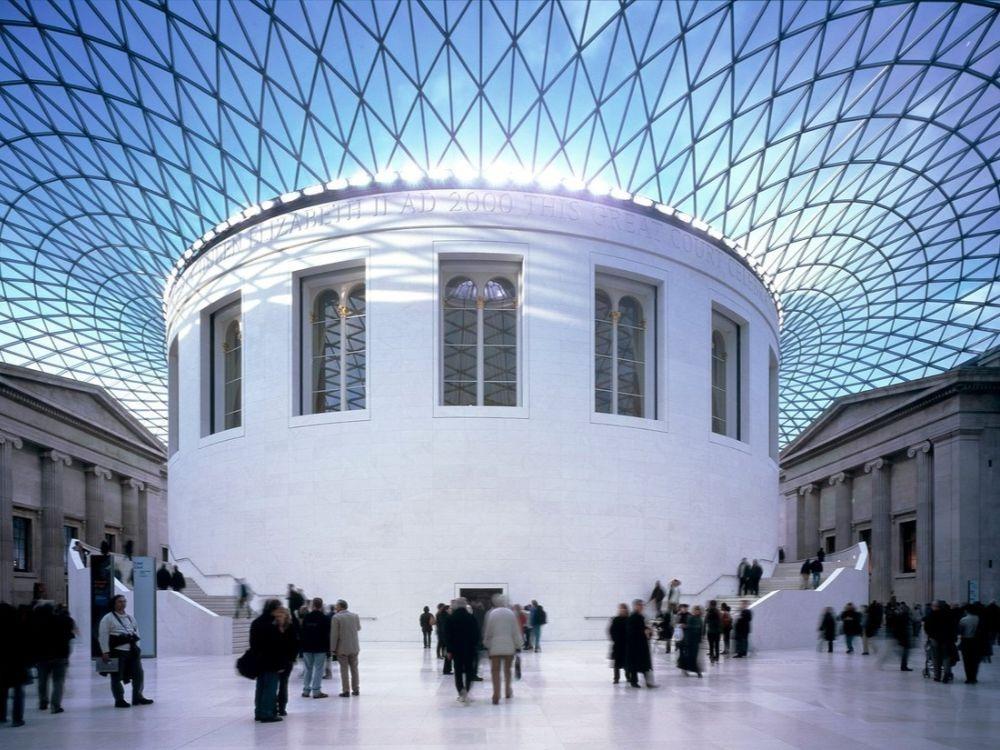 British Museum London-min