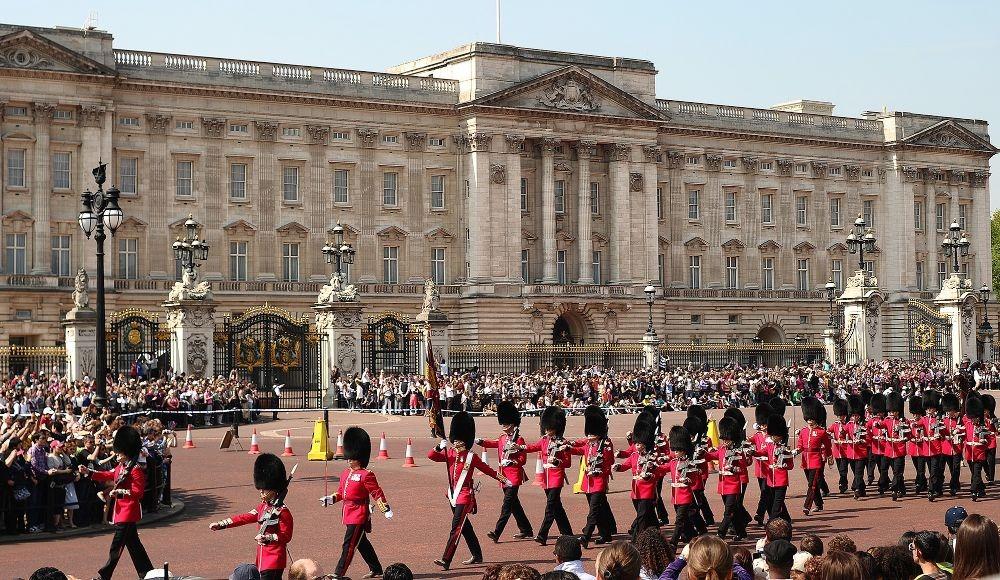 Buckingham Palace yugo.pk