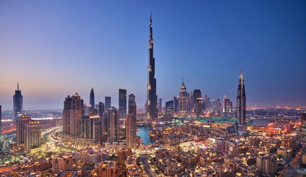Dubai downtown yugo.pk