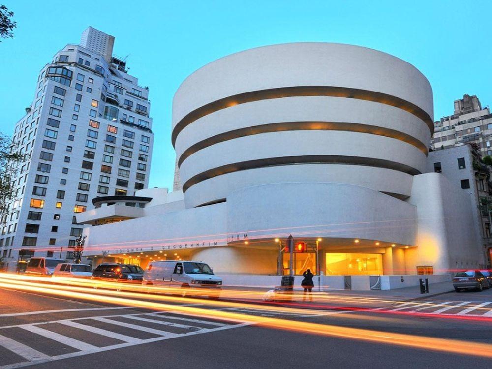 Guggenheim Museum New York-min