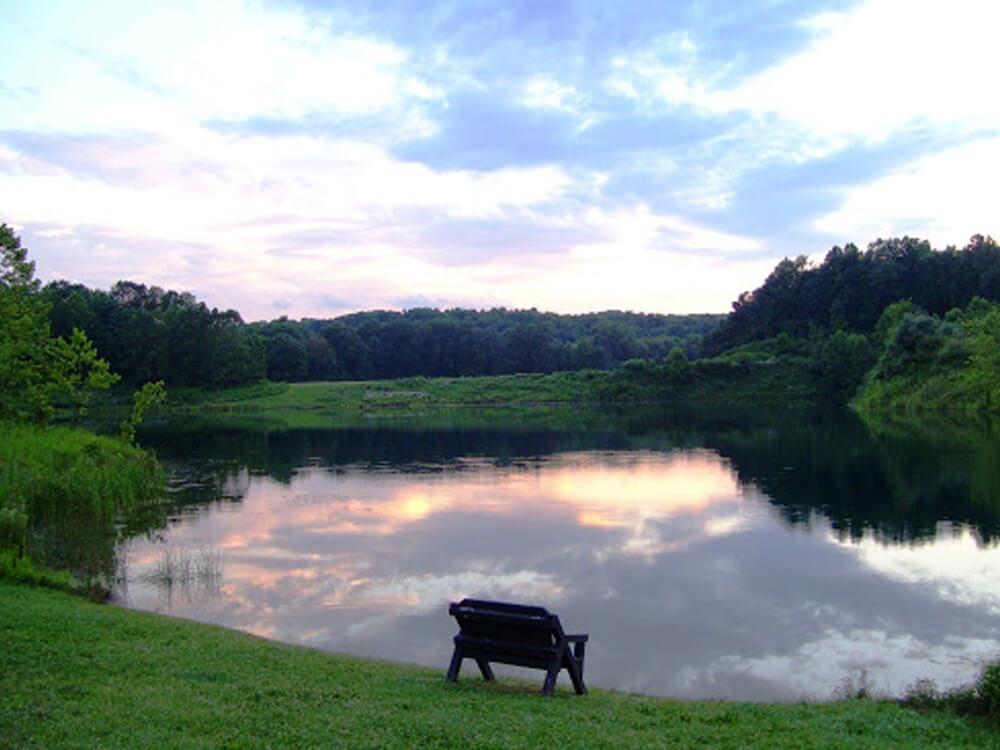 Indigo Lake, USA