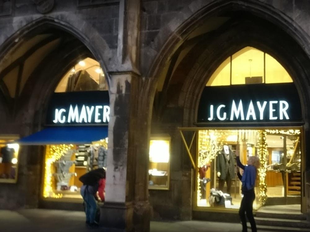 J. G. MAYER