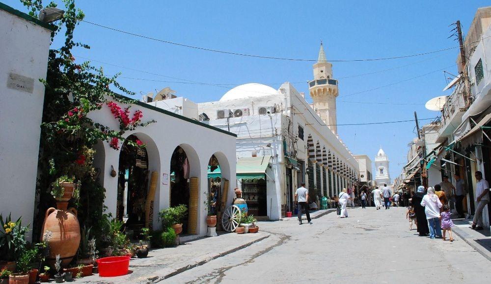 Libya yugo.pk