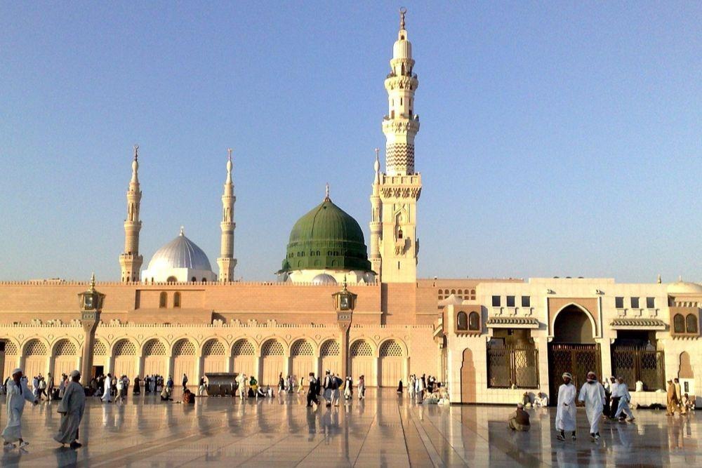 Masjid e Nabwi SAW