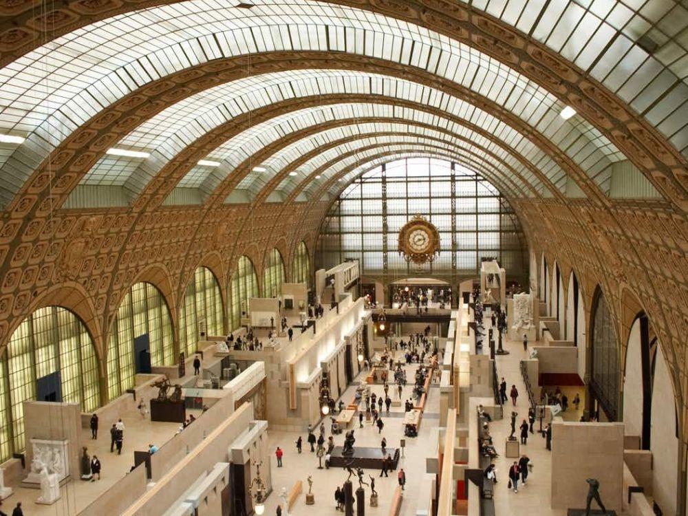 Musee dOrsay Paris-min