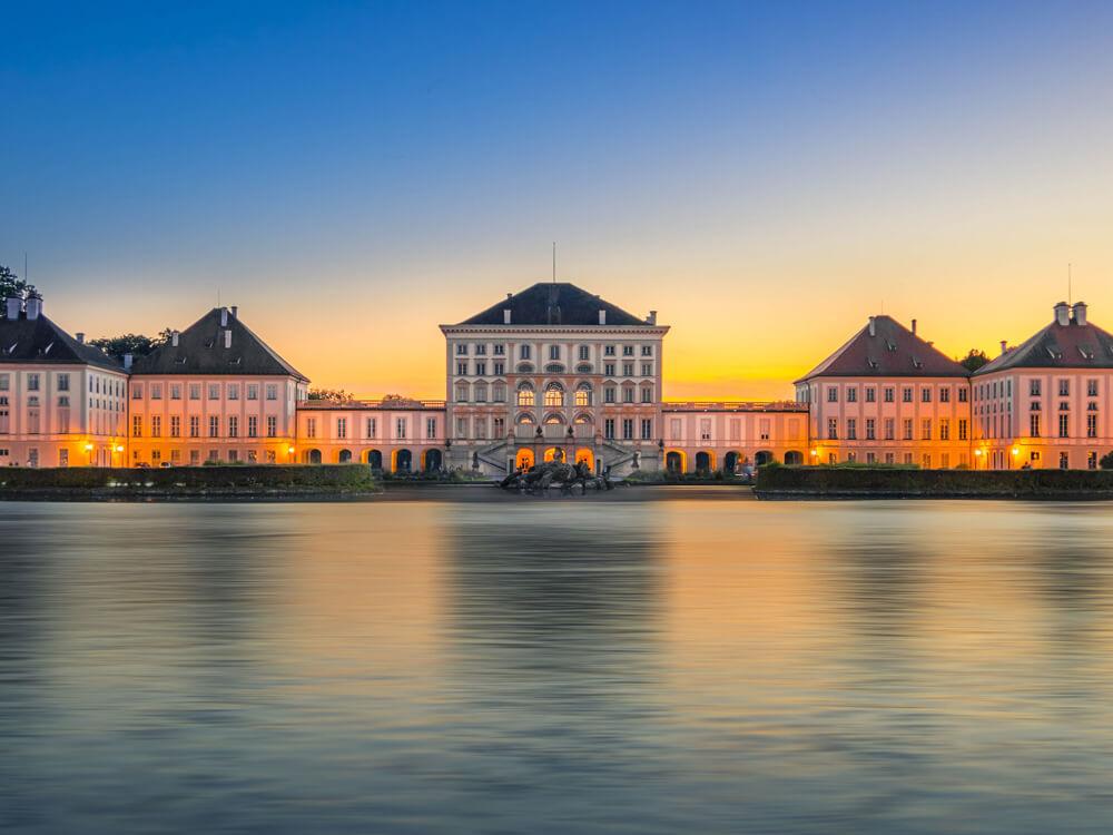 Nymphenburg Palace