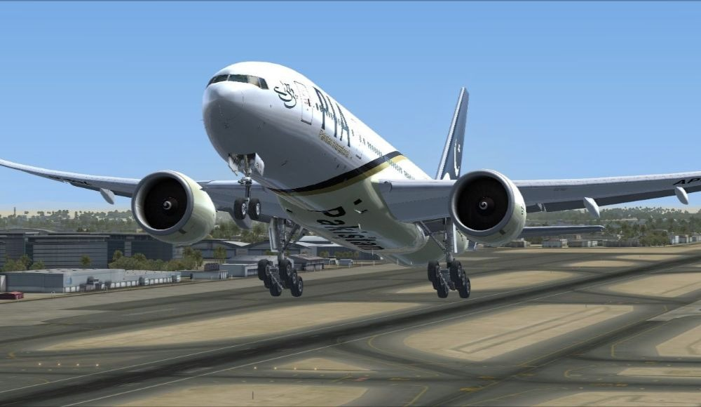 PIA Milan - flights