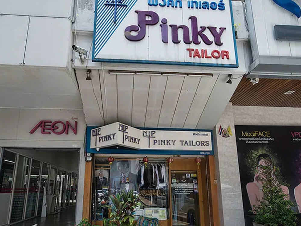 PINKY TAILOR