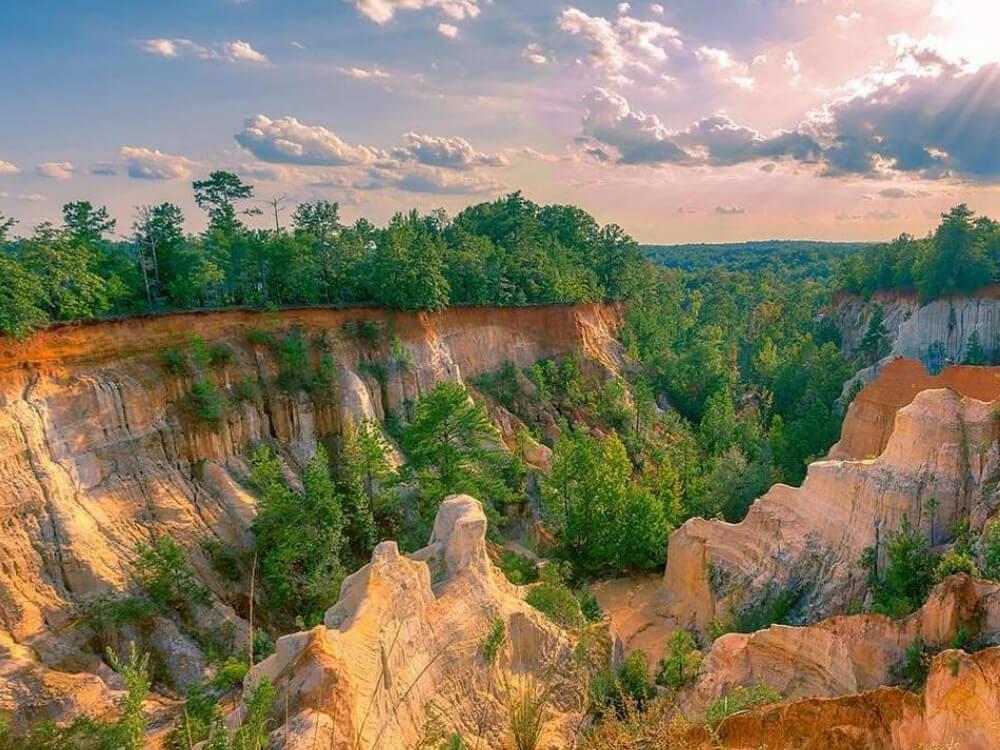 Providence Canyon, Georgia
