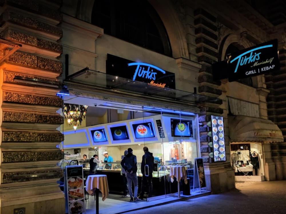 Restaurant Türkis Mariahilf