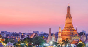 Top Famous Places in Bangkok, Thailand