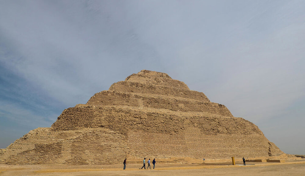 Egypt's Oldest Pyramid Reopens to the Public After 14 Years