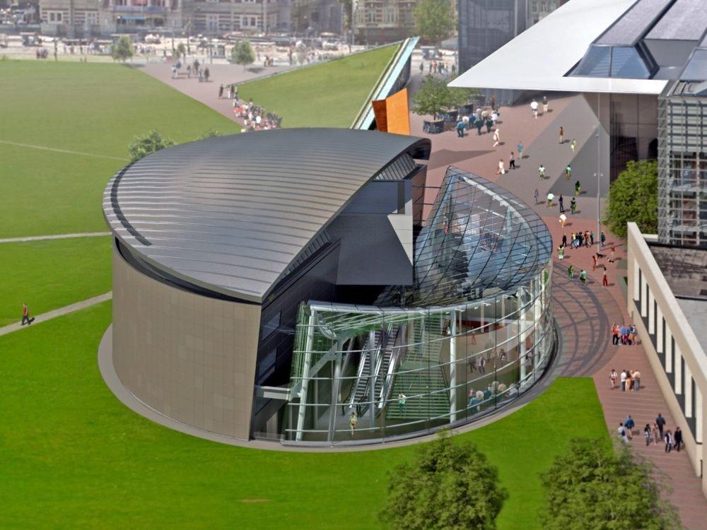 Van Gogh Museum Amsterdam-min