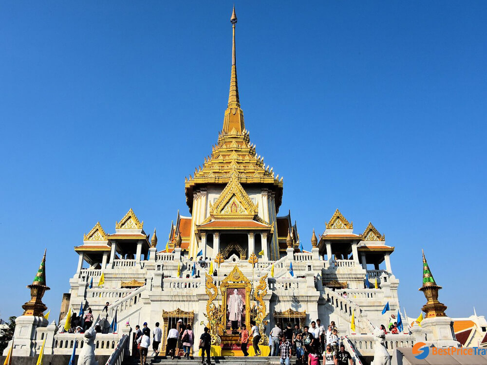Wat Traimit, Temple of the Golden Buddha