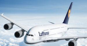 lufthansa A380 yugo.pk