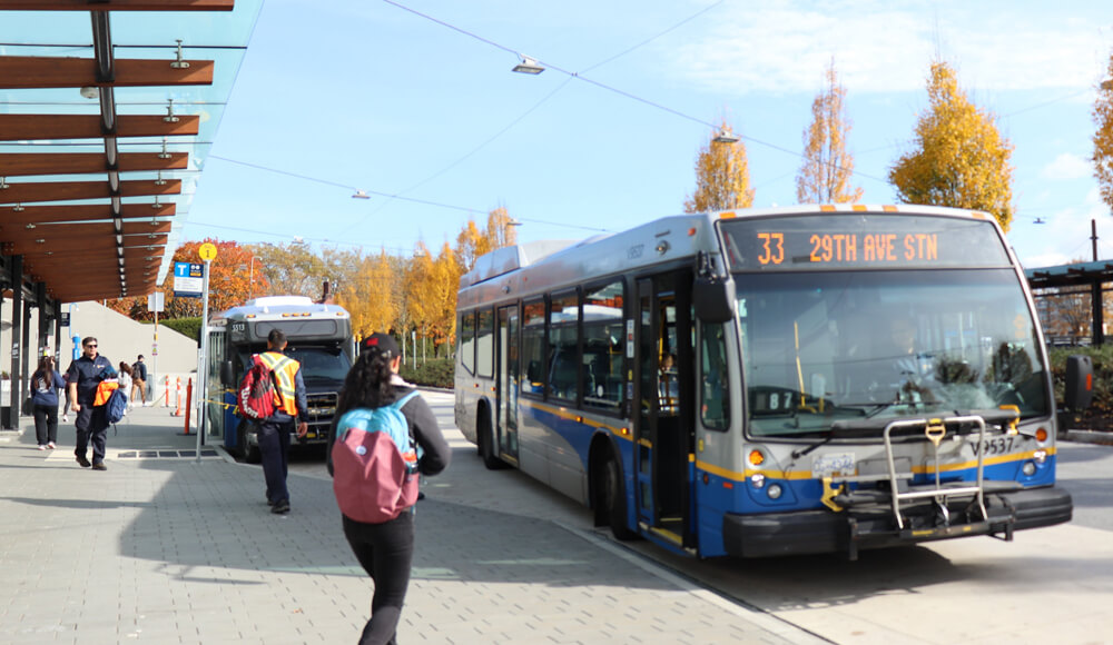 Top Public Transport in Vancouver, Canada
