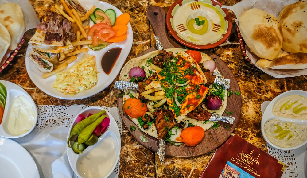 Top Halal Restaurants In Sharjah, United Arab Emirates