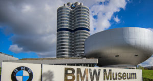 Visit BMW Museum in Munich, Germany when you are getting around
