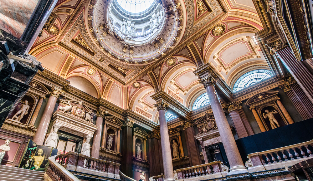 Visit Fitzwilliam Museum in Cambridge, United Kingdom when you are getting around