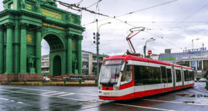 Top Public Transport in St Petersburg, Russia