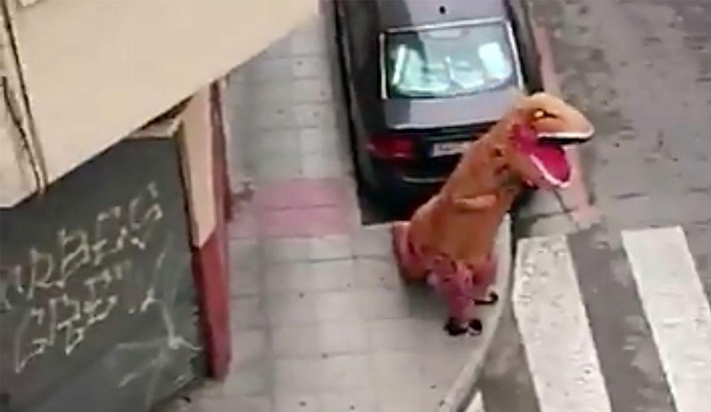 t rex Spain