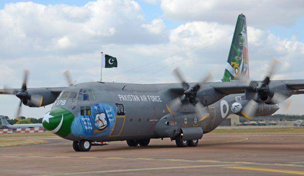 PAF C130 yugo.pk