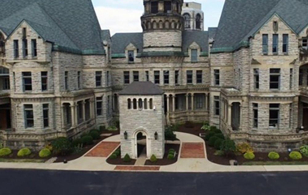 Shawshank Redemption Ohio State Reformatory-min