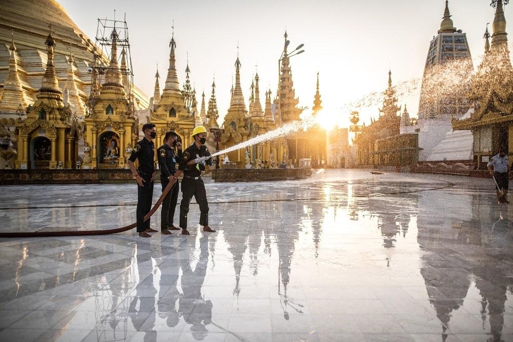 Yangon Myanmar-min