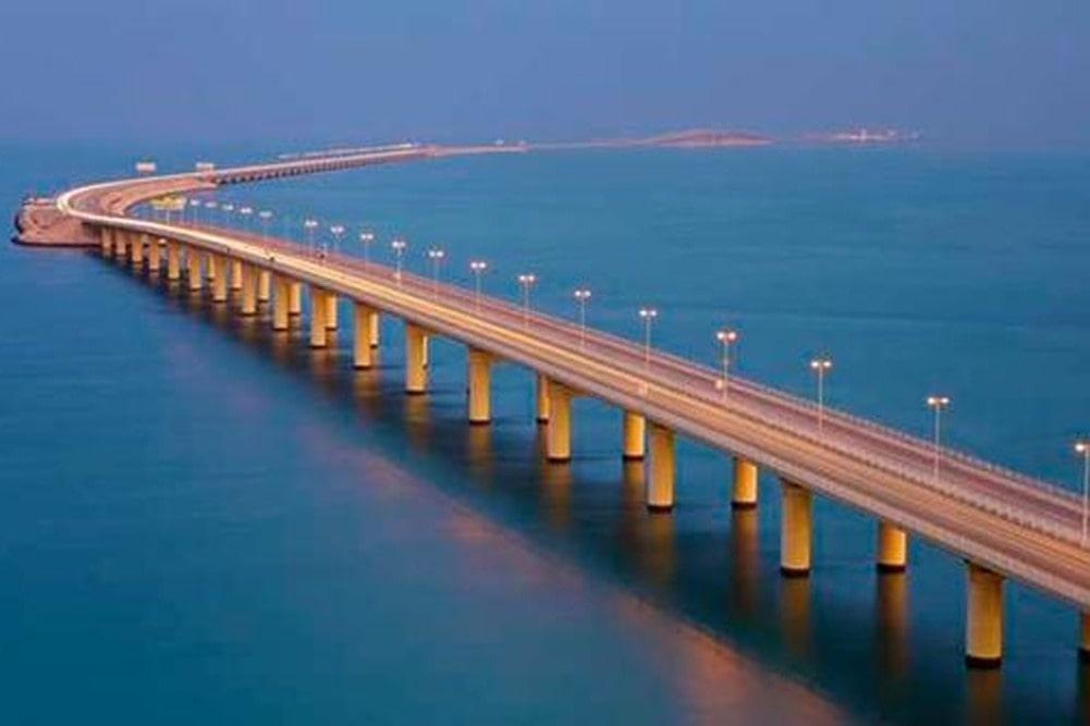 Sheikh Isa Bin Salman Causeway - yugo.pk