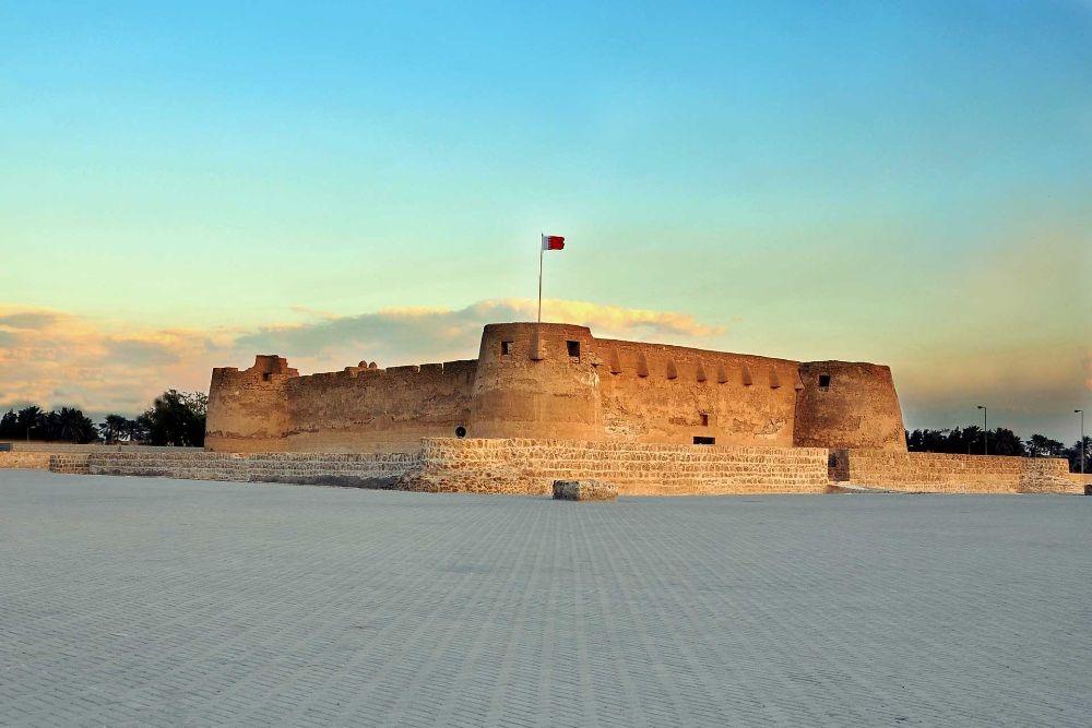 Bahrain Fort - yugo.pk