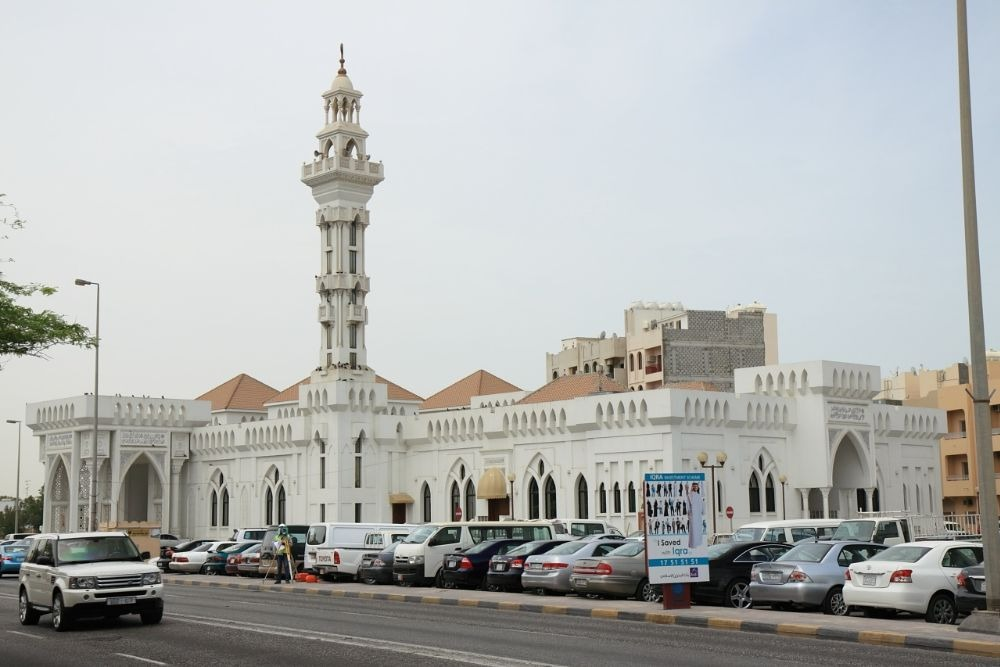 The Historic Gudaibiya Mosque - yugo.pk