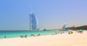 Dubai beach yugo.pk