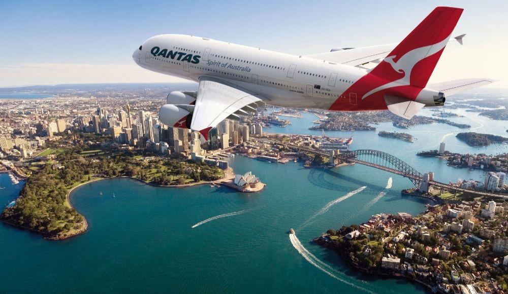 Qantas flight to nowhere yugo.pk