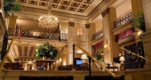 Roosevelt hotel New York - yugo.pk