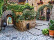 Village in Italy - yugo.pk